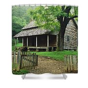 Tifton Place Shower Curtain