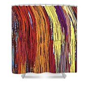 Tiger's Eye 12 Shower Curtain
