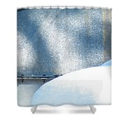Tight Lipped Shower Curtain