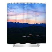 Til Morning Shower Curtain
