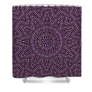 Tile Mosaic-142 Shower Curtain