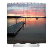 Timberloch Sunset Shower Curtain