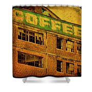 Time For Coffee Shower Curtain