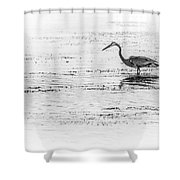 Time For Fast Food Shower Curtain