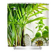 Time For Nature Shower Curtain