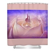 Time To Blossom Shower Curtain