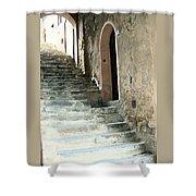 Time-worn Passage Shower Curtain