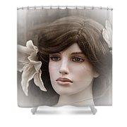 Timeless Beauty 2 Shower Curtain