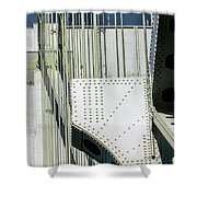 Timeless Tension Shower Curtain