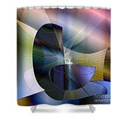 Timeless Vision Shower Curtain