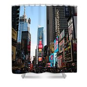 Times Square - New York I Shower Curtain