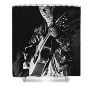 Tin Machine - David Bowie Shower Curtain