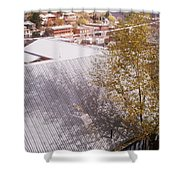 Tin Roof Shower Curtain