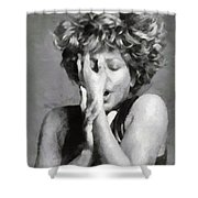 Tina Turner - Emotion Shower Curtain