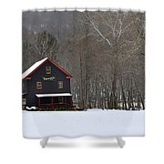 Tinglers Mill Shower Curtain