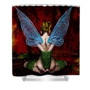 Tink's Fetish Shower Curtain