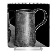 Tinsmith's Refreshment Shower Curtain