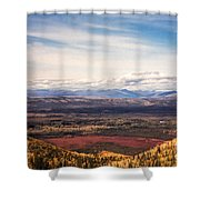 Tintina Trench Shower Curtain