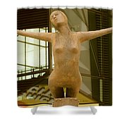 Titanica Shower Curtain