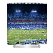 Titans Lp Field 9-3-2010 Shower Curtain