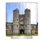 Titchfield Abbey Shower Curtain