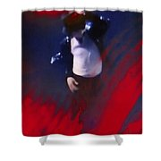 To Be Loved Shower Curtain by Kume Bryant