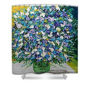 To Have And Delight Shower Curtain