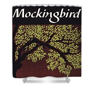 To Kill A Mockingbird, 1960 Shower Curtain