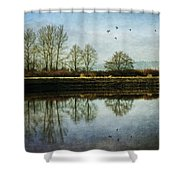 To Stand And Stare - West Coast Art By Jordan Blackstone Shower Curtain