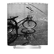 To The Market Shower Curtain