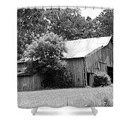 barn in Kentucky no 10 Shower Curtain