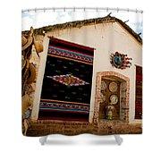 Todos Los Santos Market Shower Curtain