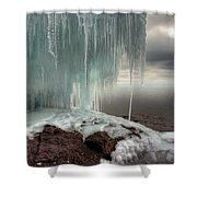 Tofte Oce Formations IIi Shower Curtain