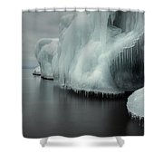 Tofte Oce Formations V Shower Curtain