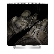 Together For Eternity Shower Curtain