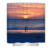Together We Stand  Shower Curtain