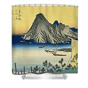 Tokaido - Maisaka Shower Curtain