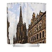 Tolbooth St Johns Kirk Shower Curtain