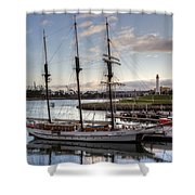 Tole Mour For Sale Shower Curtain