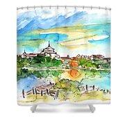 Toledo 03 Shower Curtain