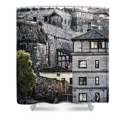 Toledo Hillside Shower Curtain