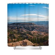 Toll Of Time Shower Curtain