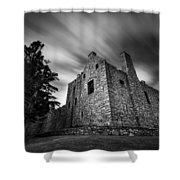 Tolquhon Castle Shower Curtain