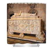 Tomb Of Vasco Da Gama Shower Curtain