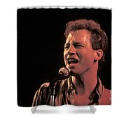 Musician Tommy Tutone Shower Curtain