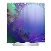 Tonic Shower Curtain