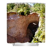 Tonto Natural Bridge Shower Curtain