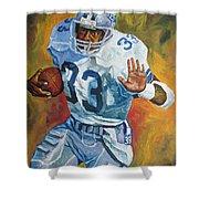 Tony Dorsett - Dallas Cowboys  Shower Curtain