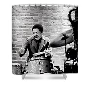 Tony Williams At The Penthouse Shower Curtain