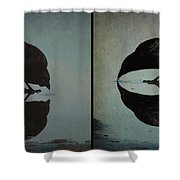 Too Much Self Reflection Can Lead To Narcissism Shower Curtain